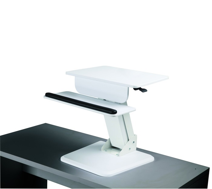 Sit to Stand height adjustable Desktop platform unit ( sale)