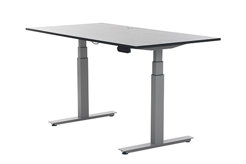 Smart, Standing work station, with twin motors and multiple memory settings.