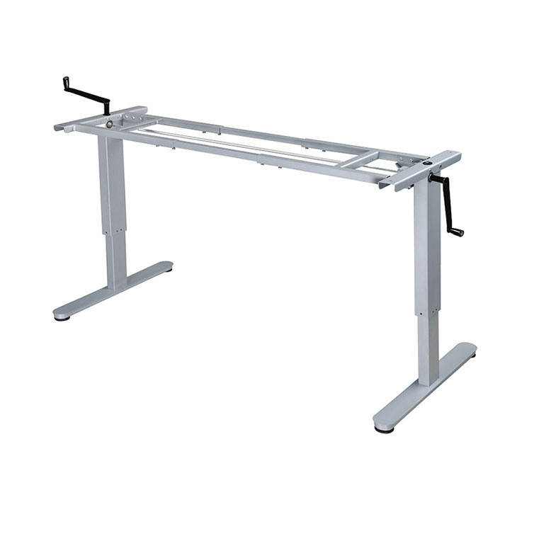 Manual Crank Desk frames
