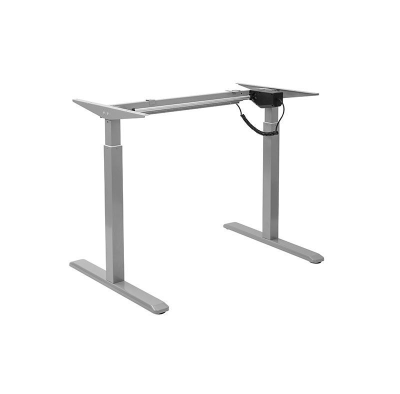 Euro-Pro, Electric Height Adjustable Sit to Stand desk with multiple memories.