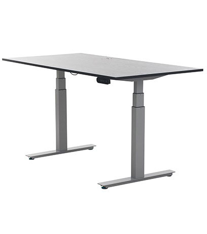 Smart, Standing work station, with twin motors multiple memory settings.